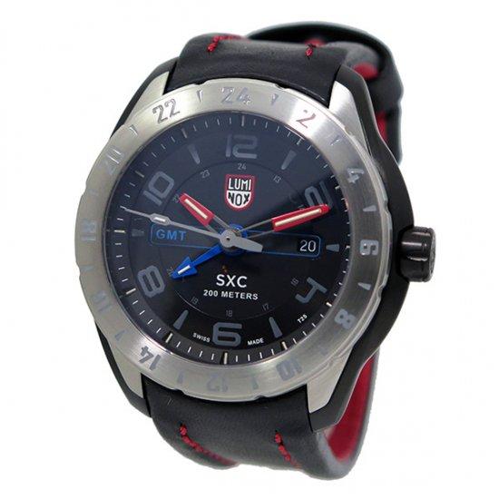 ルミノックス  クオーツ メンズ 腕時計 5127-SXC ブラック LUMINOX