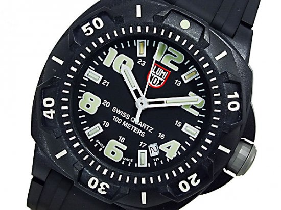 ルミノックス  ナイトビュー 腕時計 0201.SL LUMINOX