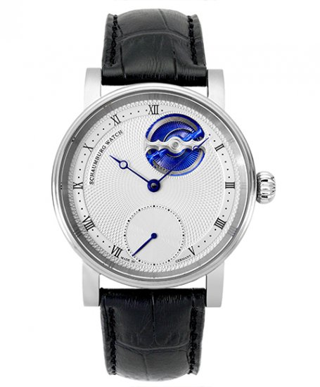 海外取寄せ シャウボーグ ウニカトリウム クラシック2 UNIKATORIUM-CL2BL 手巻き 腕時計 メンズ SCHAUMBURG UNIKATORIUM CLASSIC