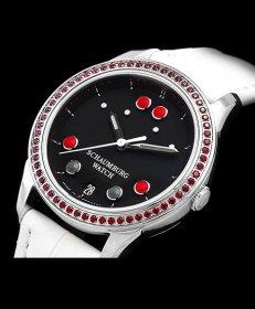 シャウボーグ ベビーフロッグストーン BABYFROG STONE トパーズ 腕時計 レディース SCHAUMBURG