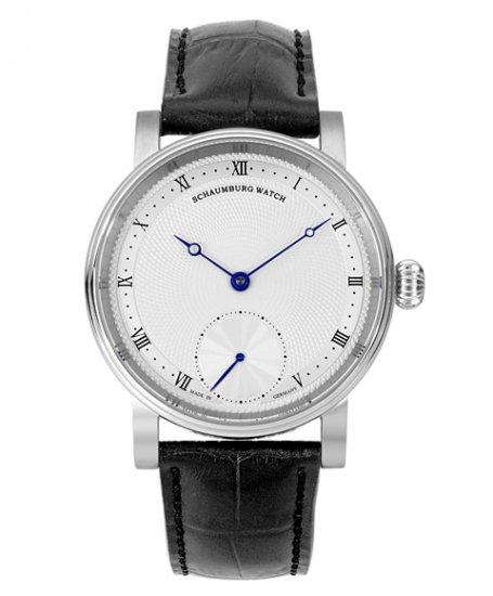 シャウボーグ ウニカトリウム クラシック ハンドメイド UNIKATORIUM-CLASSIC HANDMADE 腕時計 メンズ SCHAUMBURG
