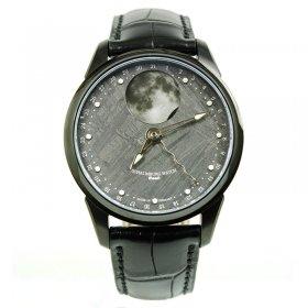 海外取り寄せ品 シャウボーグ グランド パーペチュアルムーン メテオライト MOON METEORITE-PVD 腕時計 メンズ SCHAUMBURG GRAND PERPETUAL