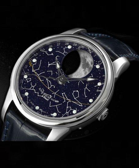 シャウボーグ サインオブゾディアック SIGNS OF ZODIAC 腕時計 メンズ SCHAUMBURG PERPETUAL MOON