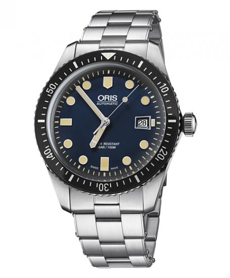 オリス ダイバーズ65 733 7720 4055M  腕時計 メンズ 自動巻 Oris Divers Sixty-Five