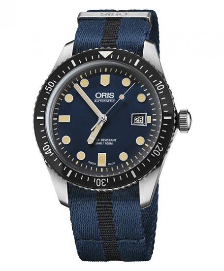 オリス ダイバーズ65 733 7720 4055DBL  腕時計 メンズ 自動巻 Oris Divers Sixty-Five