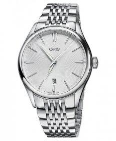 オリス アートリエ デイト 73377214051M 腕時計 メンズ ORIS Artelier Date 733 7721 4051M メタルブレス アウトレット