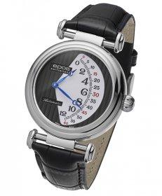 エポス オリジナーレ ダブルレトログラード リミテッドエディション 3431BKWH LTD888 腕時計 メンズ 自動巻 epos