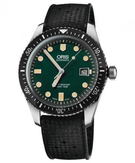 オリス ダイバーズ65 733 7720 4057R メンズ 腕時計 自動巻 Oris Divers Sixty Five