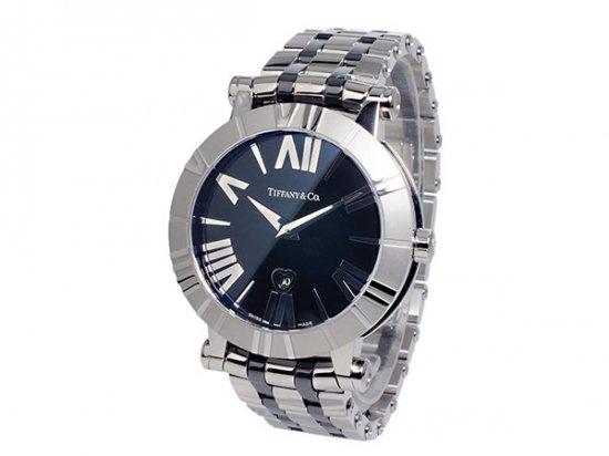 ティファニー TIFFANY&CO アトラス ATLAS 自動巻 レディース 腕時計 z1301.11.11a10a00a