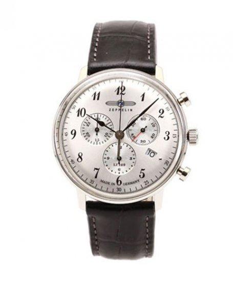 ツェッペリン ヒンデンブルク 7088-1 クロノグラフ 腕時計 メンズ ZEPPELIN Hindenburg LZ129