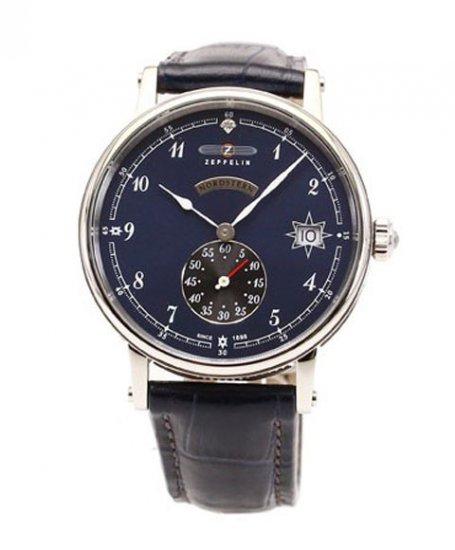 ツェッペリン ノルドスタン 7543-3 腕時計 メンズ ZEPPELIN NORDSTERN