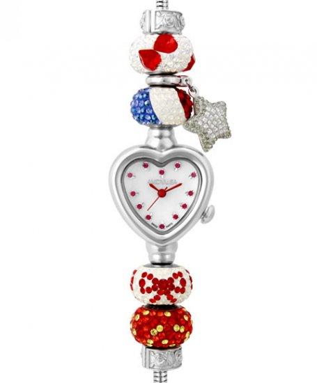 アウトレット アモンリザ AL31201 クリスタル ブレスレットウォッチ 腕時計 レディース AMONNLISA