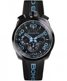 特価品 半額 ボンバーグ BOLT-68 ネオン BS45CHPBA.030.3 クォーツ クロノグラフ 腕時計 メンズ BOMBERG NEON