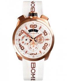 特価品 55%OFF! ボンバーグ BOLT-68 ネオン BS45CHPG.032.3 クォーツ クロノグラフ 腕時計 メンズ BOMBERG NEON