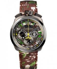 特価品 55%OFF! ボンバーグ BOLT-68 カモフラージュ リミテッドエディション BS45CHPGM.038.3 クォーツ クロノグラフ 腕時計 メンズ BOMBERG