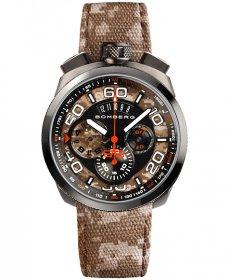 特価品 55%OFF! ボンバーグ BOLT-68 カモフラージュ リミテッドエディション BS45CHPGM.018.3 クォーツ クロノグラフ 腕時計 メンズ BOMBERG