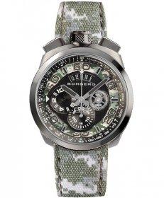 特価品 半額 ボンバーグ BOLT-68 カモフラージュ リミテッドエディション BS45CHPGM.019.3 クォーツ クロノグラフ 腕時計 メンズ BOMBERG