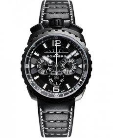 特価品 73%OFF! ボンバーグ BOLT-68 BS45CHPBA.050-6.3 クォーツ クロノグラフ 腕時計 メンズ BOMBERG