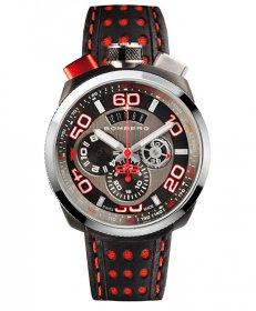 特価品 55%OFF! ボンバーグ BOLT-68 BS45CHSP.011.3 クォーツ クロノグラフ 腕時計 メンズ BOMBERG