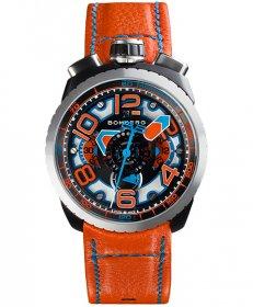 特価品 半額 ボンバーグ BOLT-68 BS47CHASP.041-4.3 自動巻 クロノグラフ 腕時計 メンズ BOMBERG