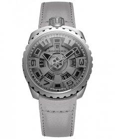 特価品 55%OFF! ボンバーグ BOLT-68 グレイ マット BS45ASS.045-6.3 自動巻 腕時計 メンズ BOMBERG GREY MATTE