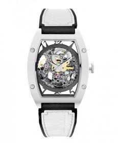 アルカフトゥーラ 978EWH  メカニカルスケルトン トノー 自動巻き 腕時計 メンズ ARCAFUTURA