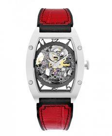 アルカフトゥーラ 978ERD  メカニカルスケルトン トノー 自動巻き 腕時計 メンズ ARCAFUTURA