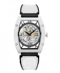 アルカフトゥーラ 978CWH メカニカルスケルトン トノー 自動巻き 腕時計 メンズ ARCAFUTURA