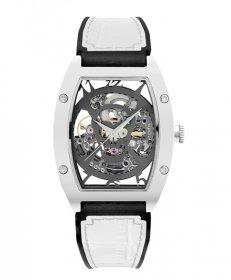 特価 アルカフトゥーラ 978FWH  メカニカルスケルトン トノー 自動巻き 腕時計 メンズ ARCAFUTURA