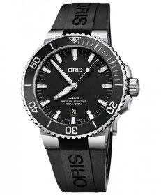 オリス アクイス デイト 73377304154R 腕時計 メンズ ORIS Aquis Date 733 7730 4154R ダイバーズ