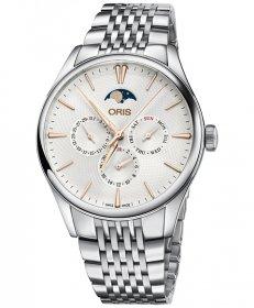 オリス アートリエ コンプリケーション 78177294031M 腕時計 メンズ ORIS Artelier Complication 781 7729 4031M メタルブレス