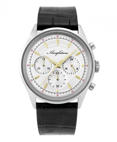 アルカフトゥーラ B0942-01BK 腕時計 メ...