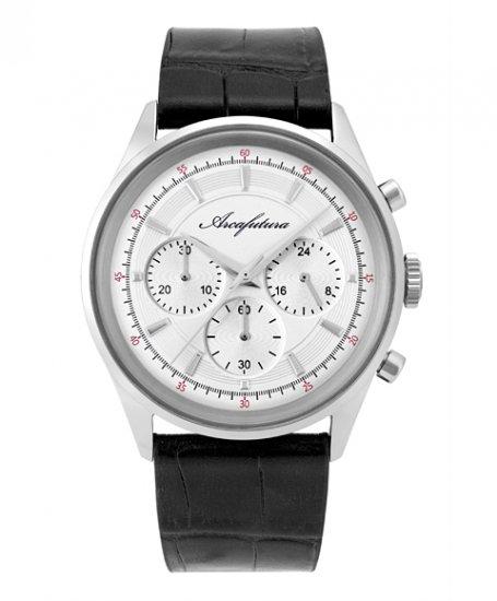 アルカフトゥーラ B0942-02BK 腕時計 メ...