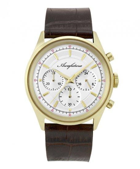 アルカフトゥーラ B0942-03BR 腕時計 メ...