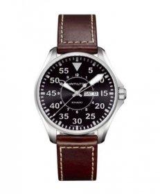 ハミルトン カーキ アビエーション パイロット H64611535 腕時計 メンズ HAMILTON Khaki Pilot