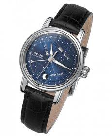 エポス ナイトスカイ 4391NSBL (ブラックストラップ)  腕時計 レディース 自動巻 epos BLUE SKY