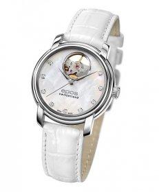 エポス オープンハート ダイヤモンド 4314OHPLWH 腕時計 レディース 自動巻 epos MOP Open Heart Diamonds