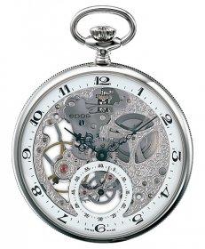 エポス クラシック スケルトン ポケットウォッチ 2121 懐中時計 メンズ epos Classic Skeleton Pocket Watch