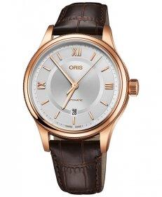 オリス クラシック デイト 733 7719 4871F 腕時計 メンズ 自動巻 Oris Classic Date