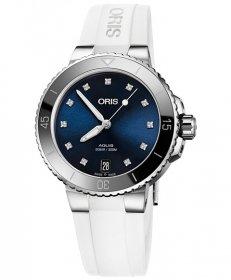 オリス アクイス デイト ダイヤモンド 733 7731 4195R レディース 腕時計 ORIS Aquis Date diamonds