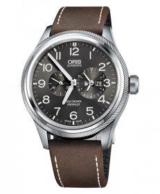 オリス ビッグクラウン プロパイロット ワールドタイマー 690 7735 4063D 腕時計 メンズ 自動巻 Oris