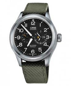 オリス ビッグクラウン プロパイロット ワールドタイマー 690 7735 4164DOL 腕時計 メンズ 自動巻 Oris