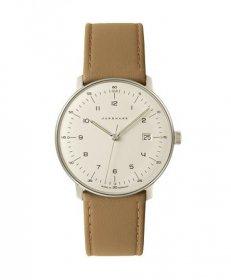 特価品 ユンハンス マックス ビル 041 4562 00 クオーツ 腕時計 メンズ JUNGHANS Max Bill 041/4562.00 レザーストラップ