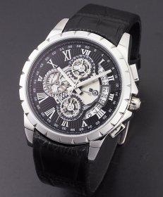 サルバトーレマーラ SM13119S-SSBK 腕時計 メンズ Salvatore Marra