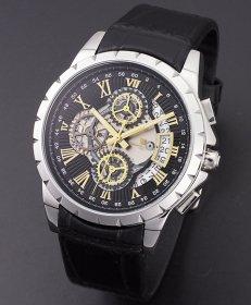 サルバトーレマーラ SM13119S-SSBKGD 腕時計 メンズ Salvatore Marra