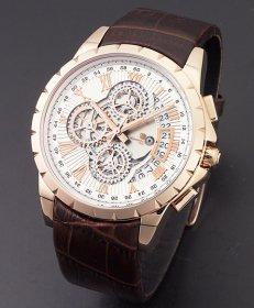 サルバトーレマーラ SM13119S-PGWH 腕時計 メンズ Salvatore Marra