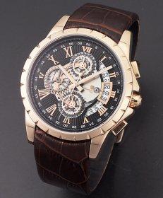 サルバトーレマーラ SM13119S-PGBK 腕時計 メンズ Salvatore Marra