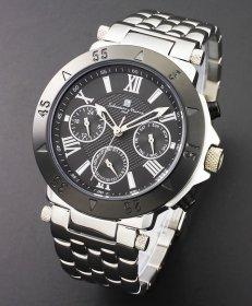 サルバトーレマーラ SM14118-SSBK 腕時計 メンズ Salvatore Marra