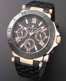 サルバトーレマーラ SM14118-PGBK 腕時計 メンズ Salvatore Marra