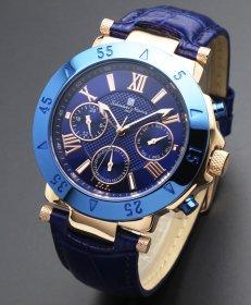 サルバトーレマーラ SM14118S-PGBL 腕時計 メンズ Salvatore Marra